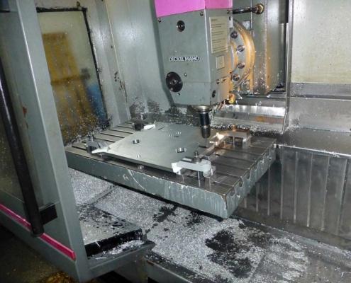 Aluminium Bearbeitung 2