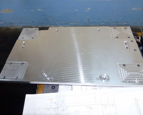 Aluminium Bearbeitung 3
