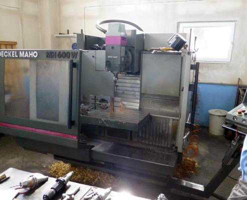 Fräsmaschine MAHO